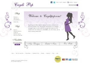 """Full custom zen cart ecomerce web design and development.  """"I couldn't be happier with the results."""""""
