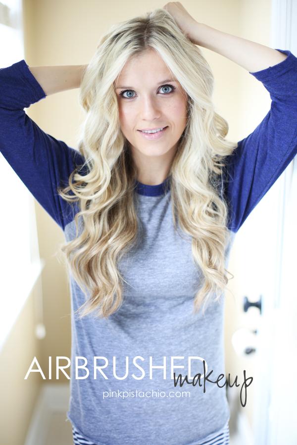 How To Apply Airbrush Makeup | Airbrush makeup, Makeup for ... |Makeup Tips For Airbrush