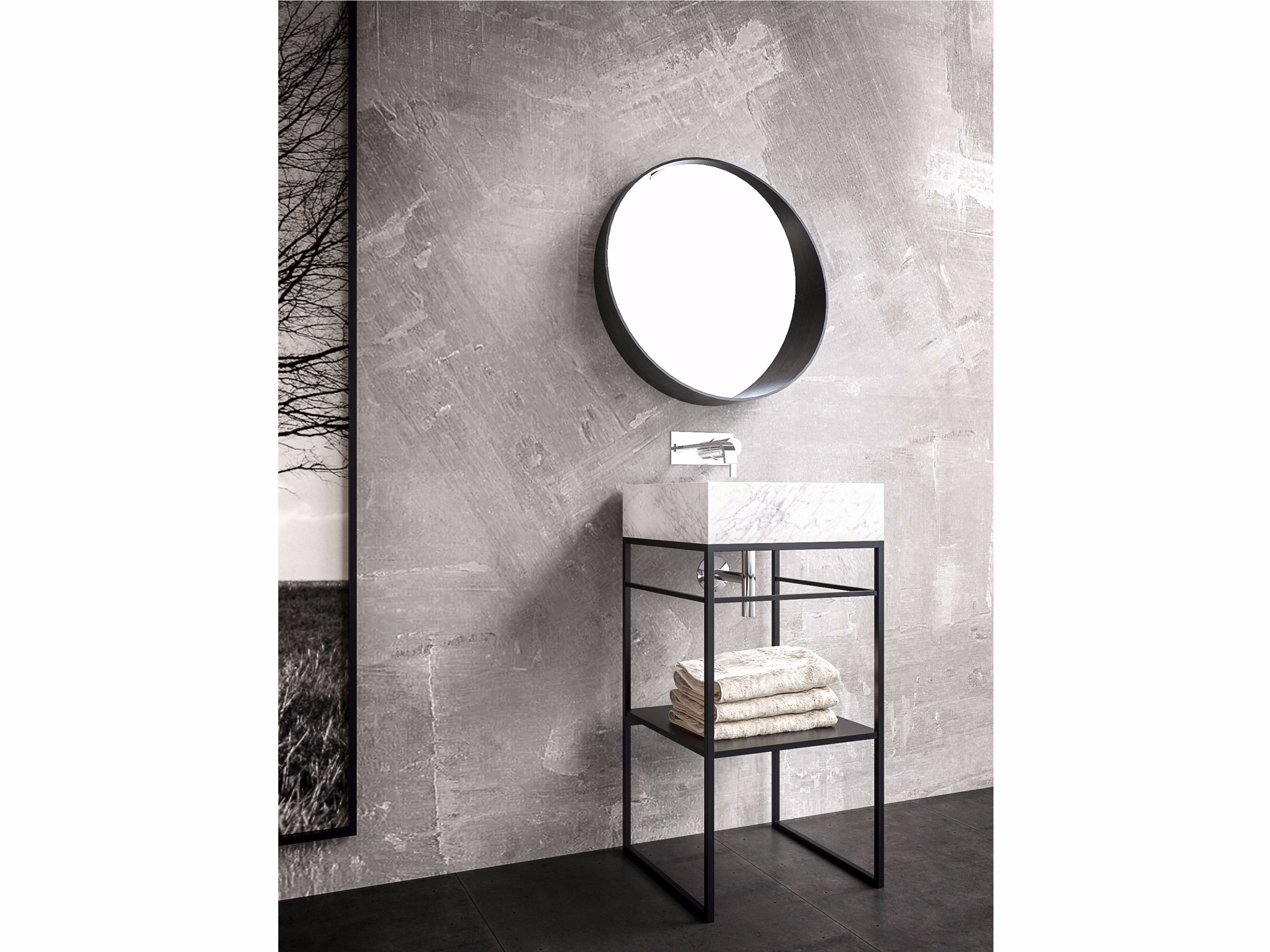Mobili Acciaio ~ Acquista on line castle mobile lavabo by filodesign mobile