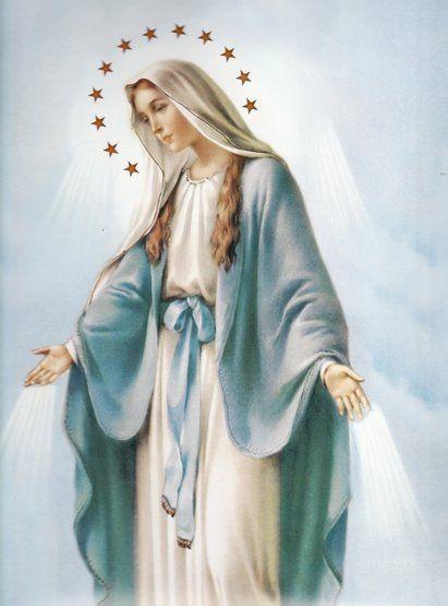 Lista de precios Imágenes de la Virgen María en