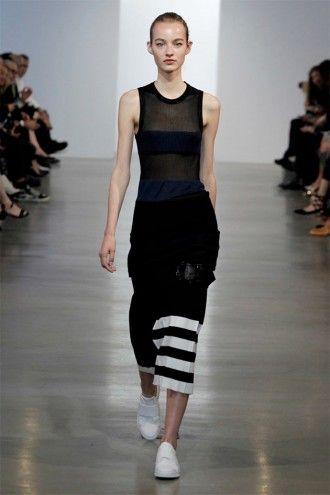 Calvin Klein Collection pré primavera-verão 2016 - Lilian Pacce