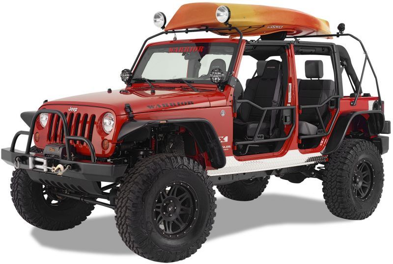 Jeep And Kayak Jeep Wrangler Jeep Wrangler Jk Jeep