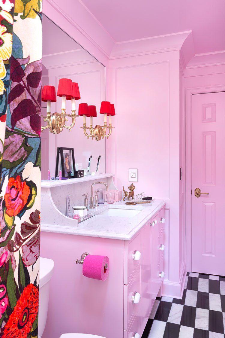 Boys Vs. Girls: Kids' Bathroom Reveal | Tile shower niche ...