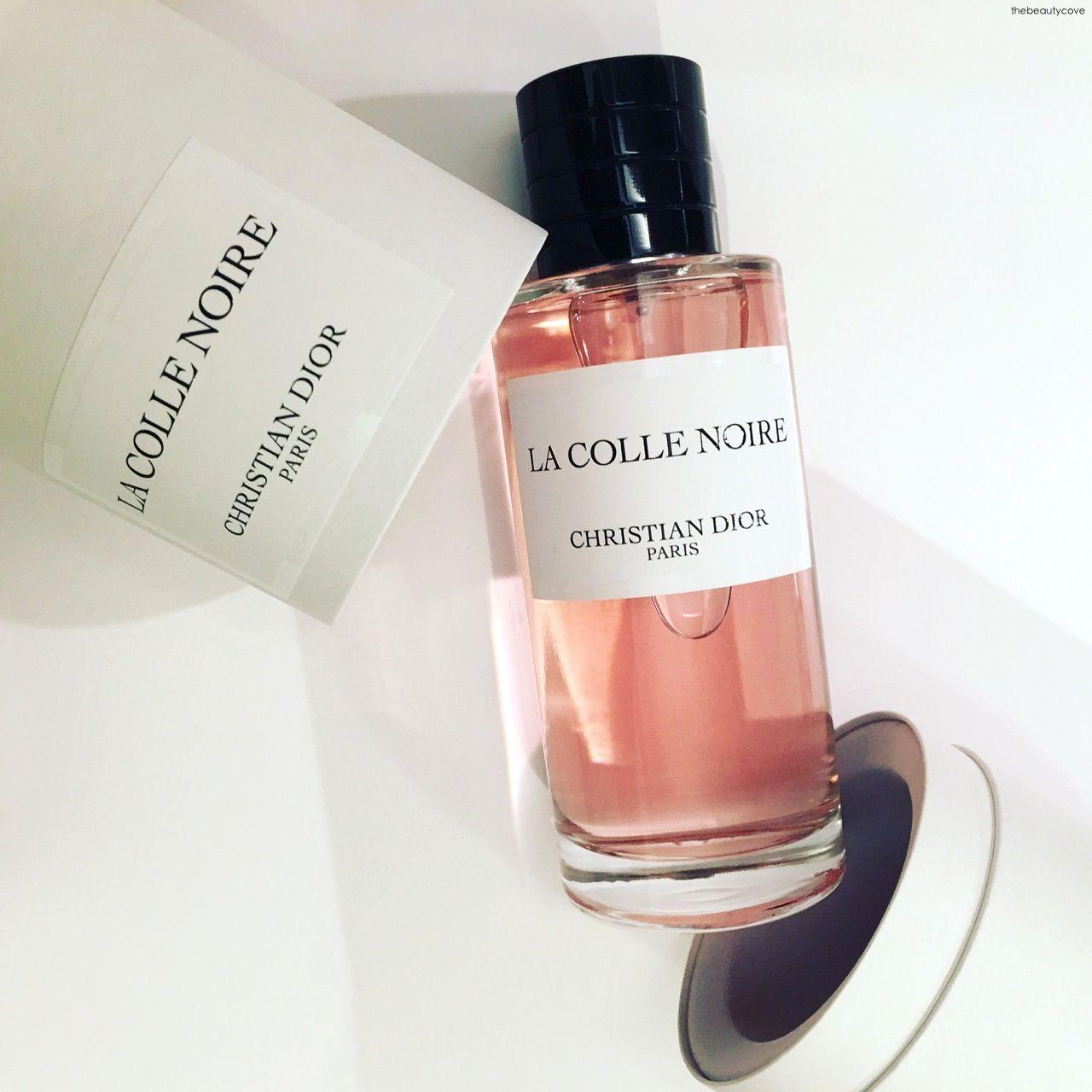 """La Colle Noire Dior the beauty cove: il profumo: la colle noire • """"la collection"""
