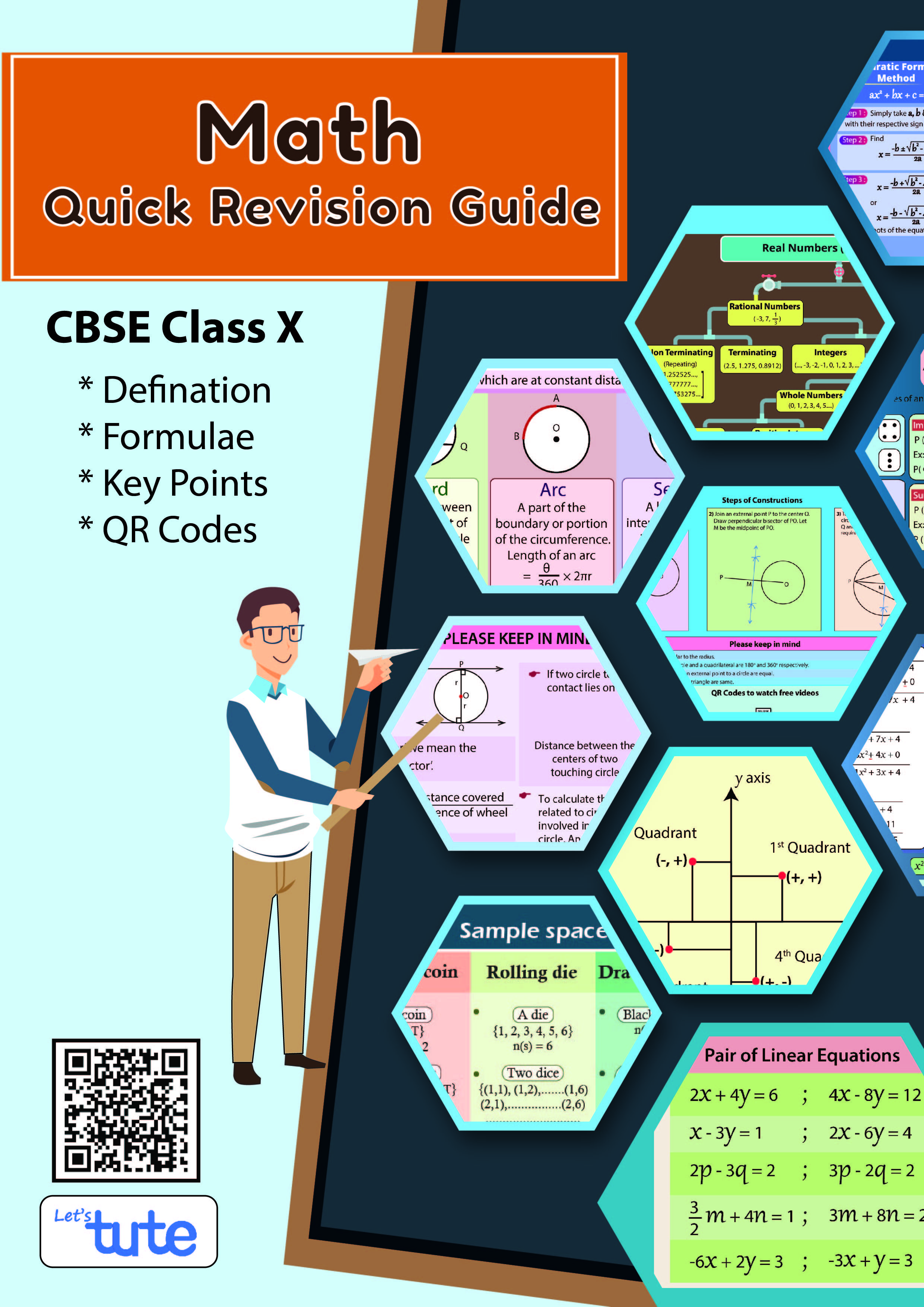 84d1c9687394  Math formula  Book for class 10 CBSE LetsTute All in One Chapterwise    Topicwise