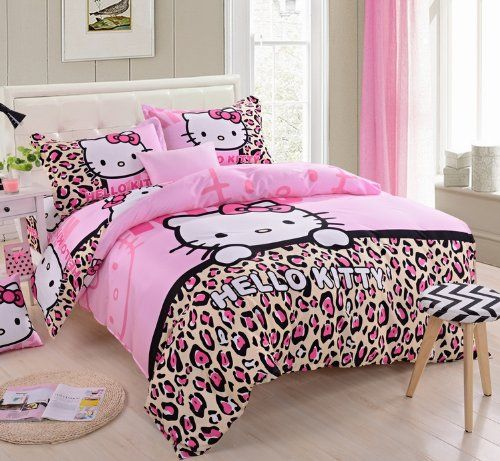 Pin By Amber Serrano On Hello Kitty Hello Kitty Bed Hello Kitty