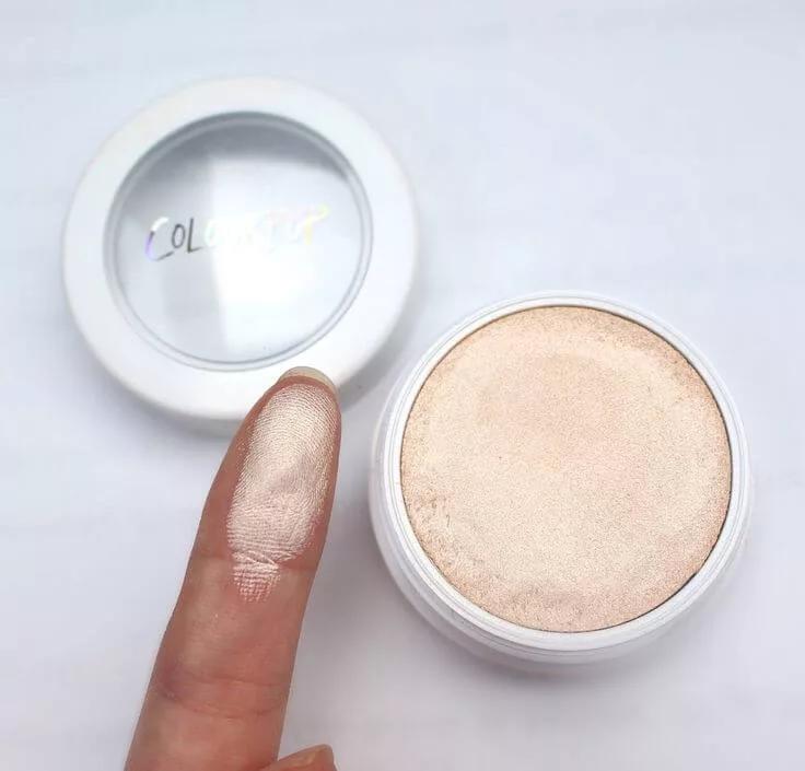 DIY Skin Highlighter for Cheeks, Brows, & Eyes
