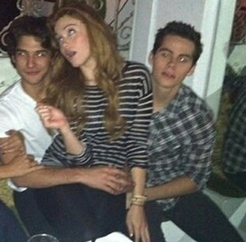 holland and ian dating