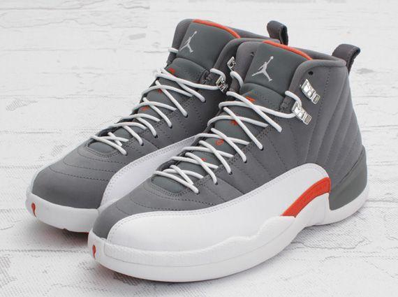 a5773b9b52f Air Jordan XII Cool Grey | Shoes in 2019 | Air jordans, Jordans, Air ...