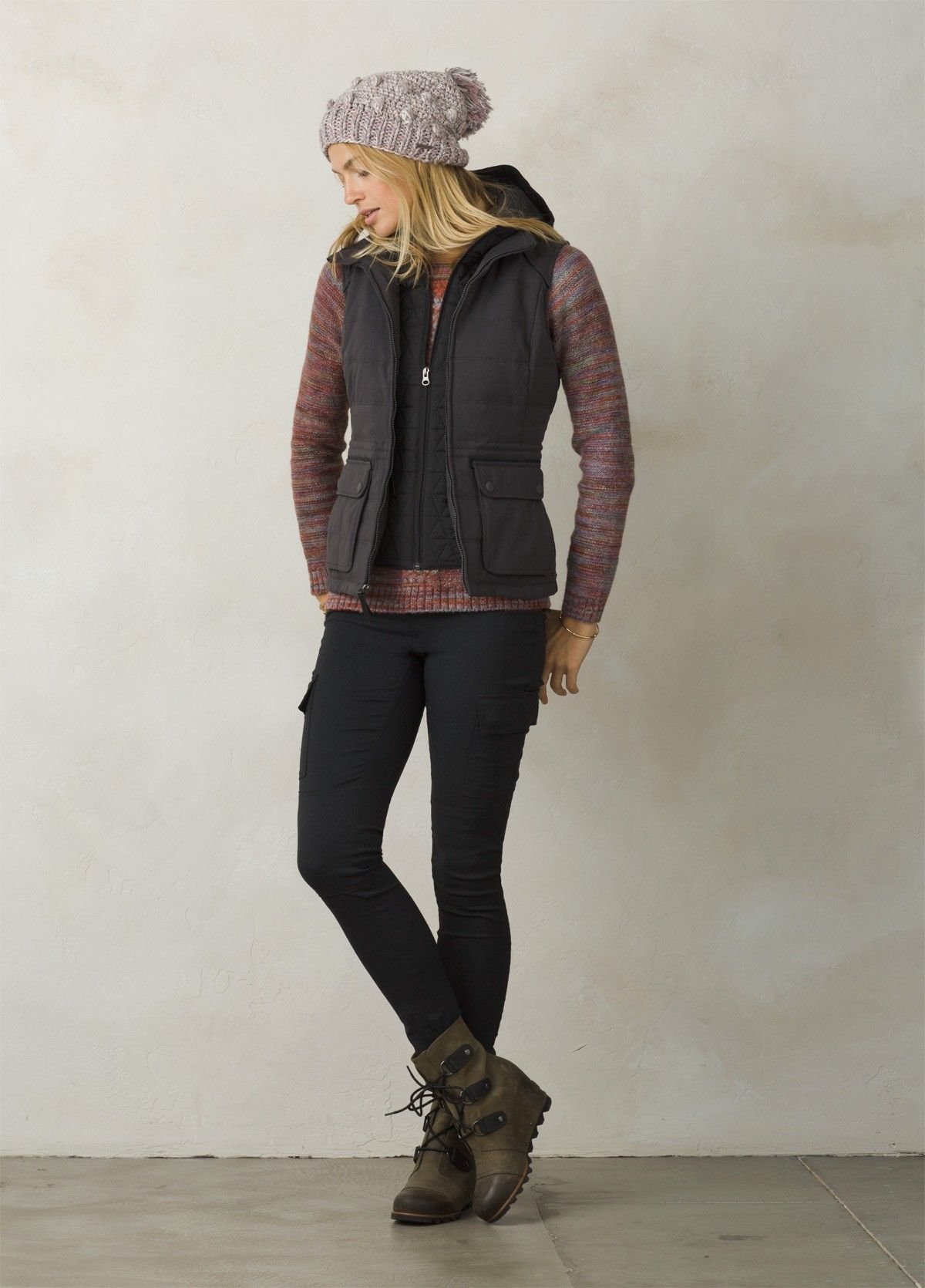 d24066ee4 I love the prAna Halle Insulated Vest! Check it out and more at www ...