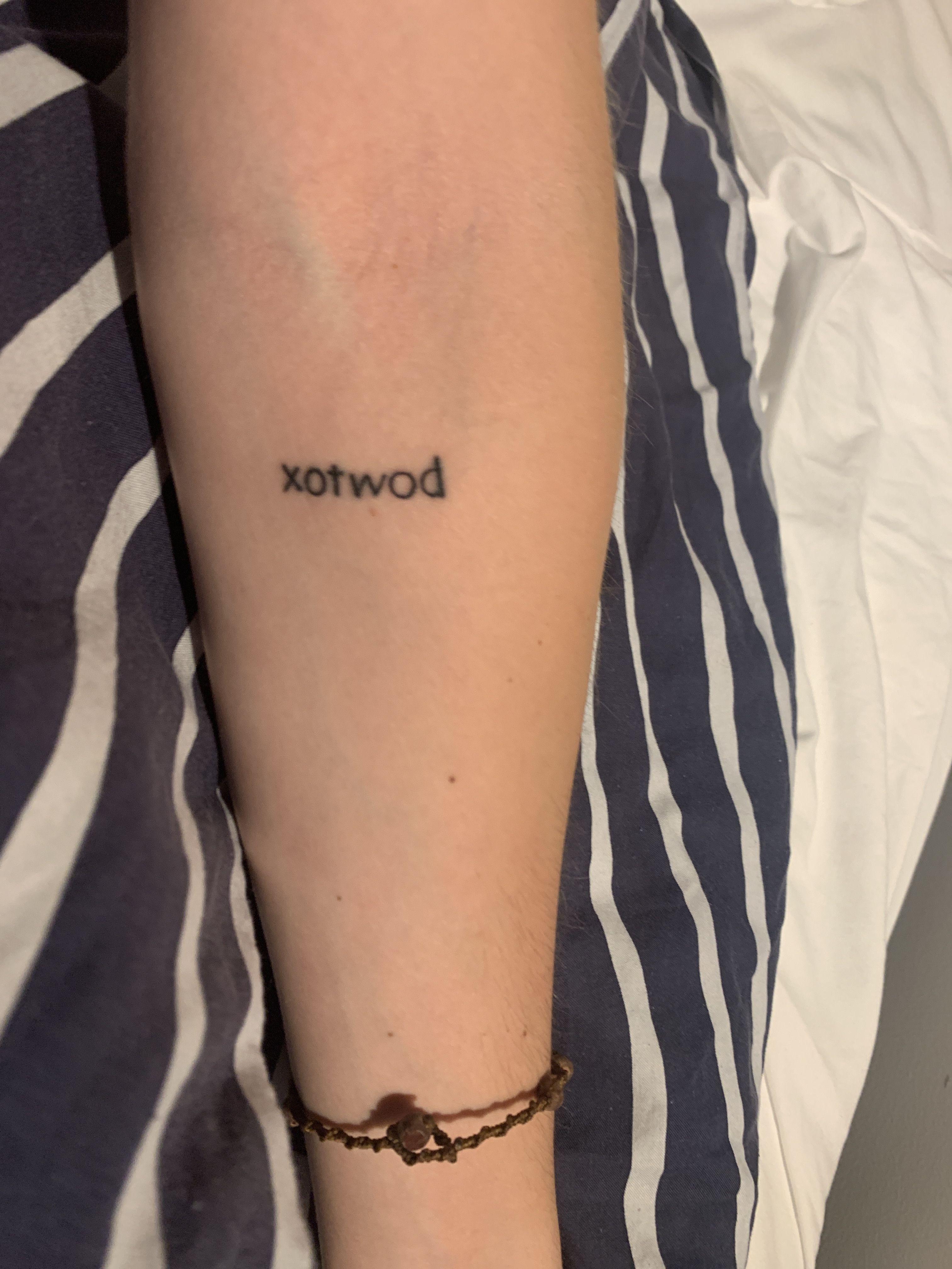 Theweeknd In 2020 Xo Tattoo The Weeknd Tattoo Hip Thigh Tattoos