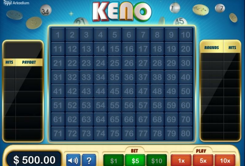 Spiele Keno Lab - Video Slots Online