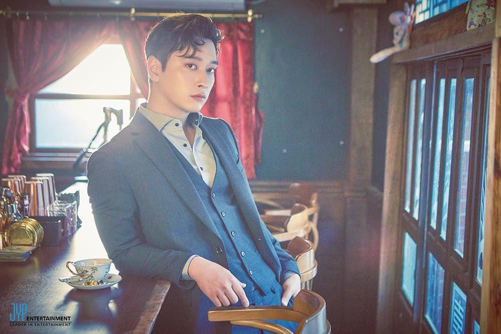 2pm Chansung Kpop Idol Actors Korean Actors