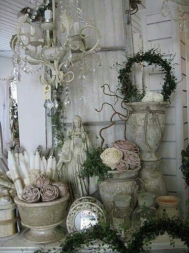 pin by linda diane on vintage chippy shabby chic. Black Bedroom Furniture Sets. Home Design Ideas