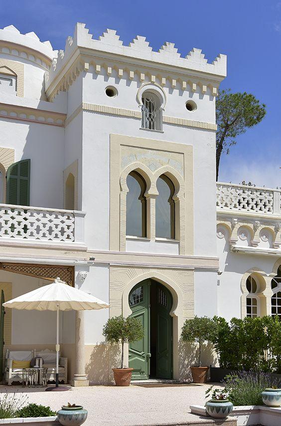 La Villa Mauresque, Cote d\'Azur, France   mud   Architecture de ...
