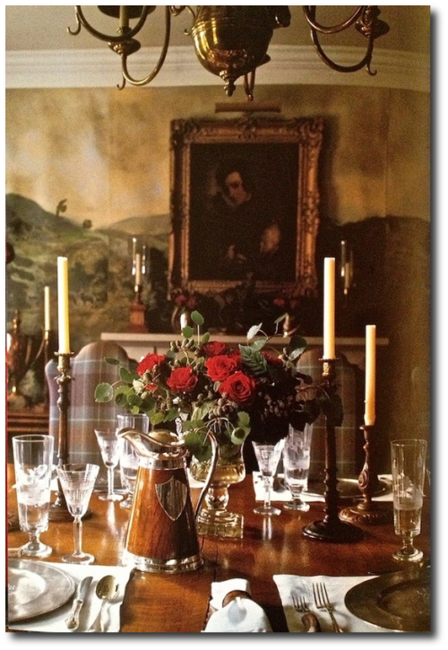 Decorating With Antiques ralph lauren collection, keywords: primitive decorating, primitive