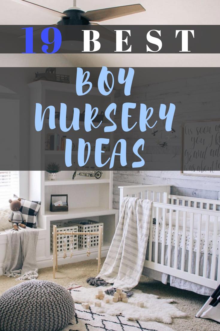 19 Best Boy Nursery Ideas Rustic Baby Boy Nursery Baby Boy Room
