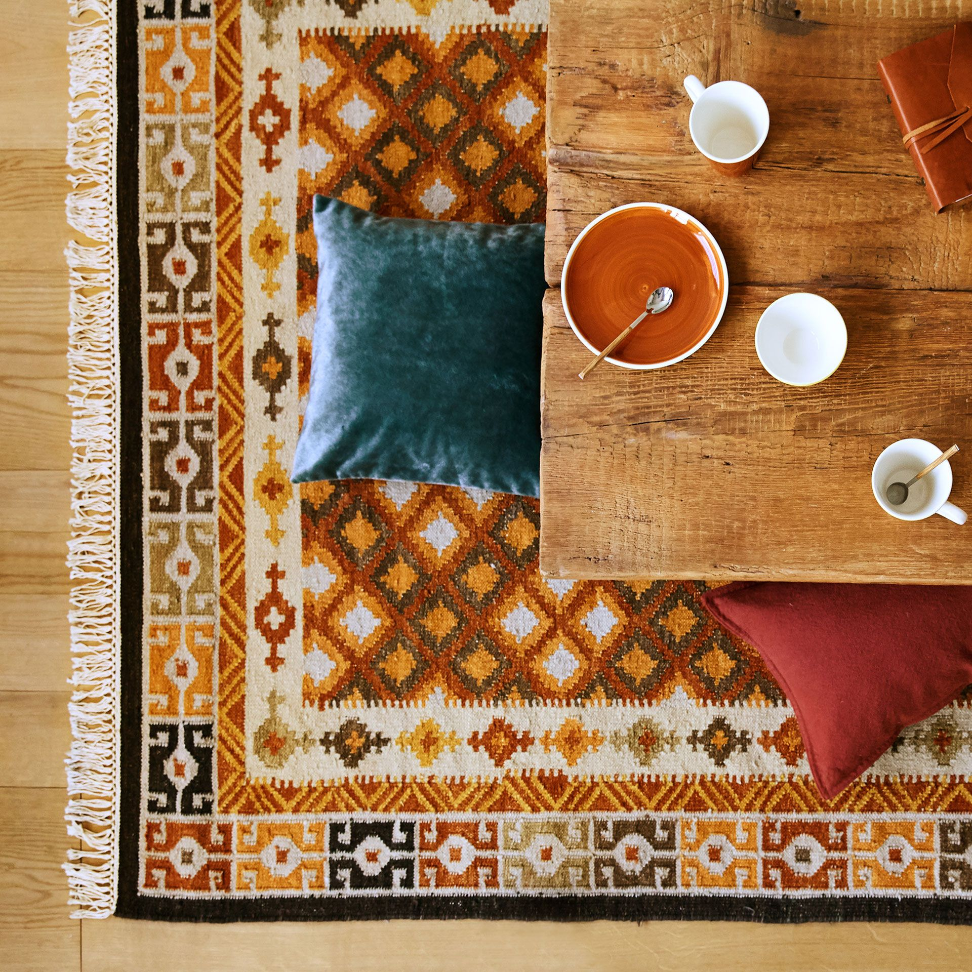 Image 1 of the product Statement decor, Zara home, Rugs