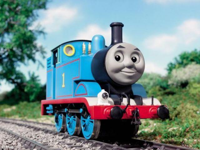 Who was the original narrator of Thomas the Tank Engine? | Thomas ...