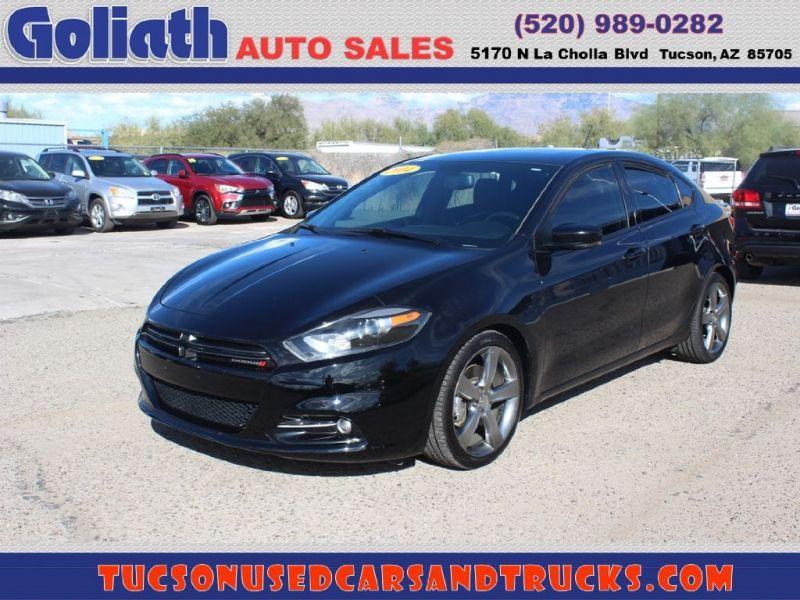 2014 Dodge Dart Gt Goliath Auto Sales Llc Auto Dealership In Tucson Cars For Sale Dodge Dart Gt Car Dealership