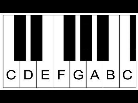158 Piano Lesson 1 How To Label Piano Keys Part 1 Piano Keyboard Layout Youtube Learn Piano Piano Lessons Piano Lessons For Beginners