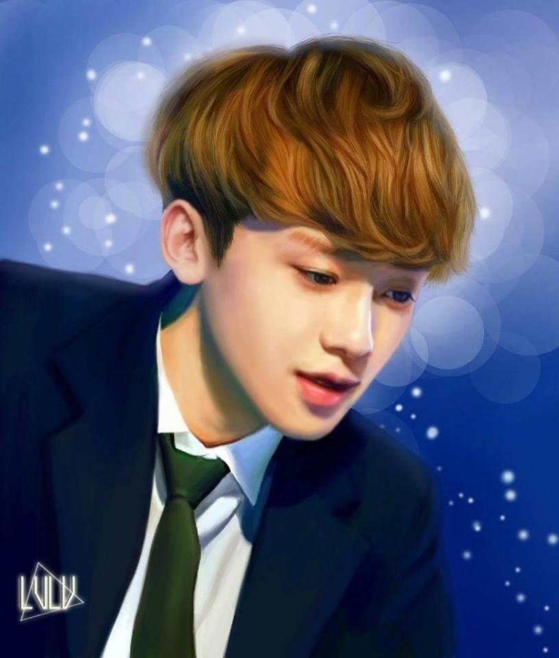 Chen Fanart KPOP Fanart Pinterest Fanart, Chen and Exo - www roller de k chen