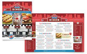 image result for 50 s diner menu templates free download diner art