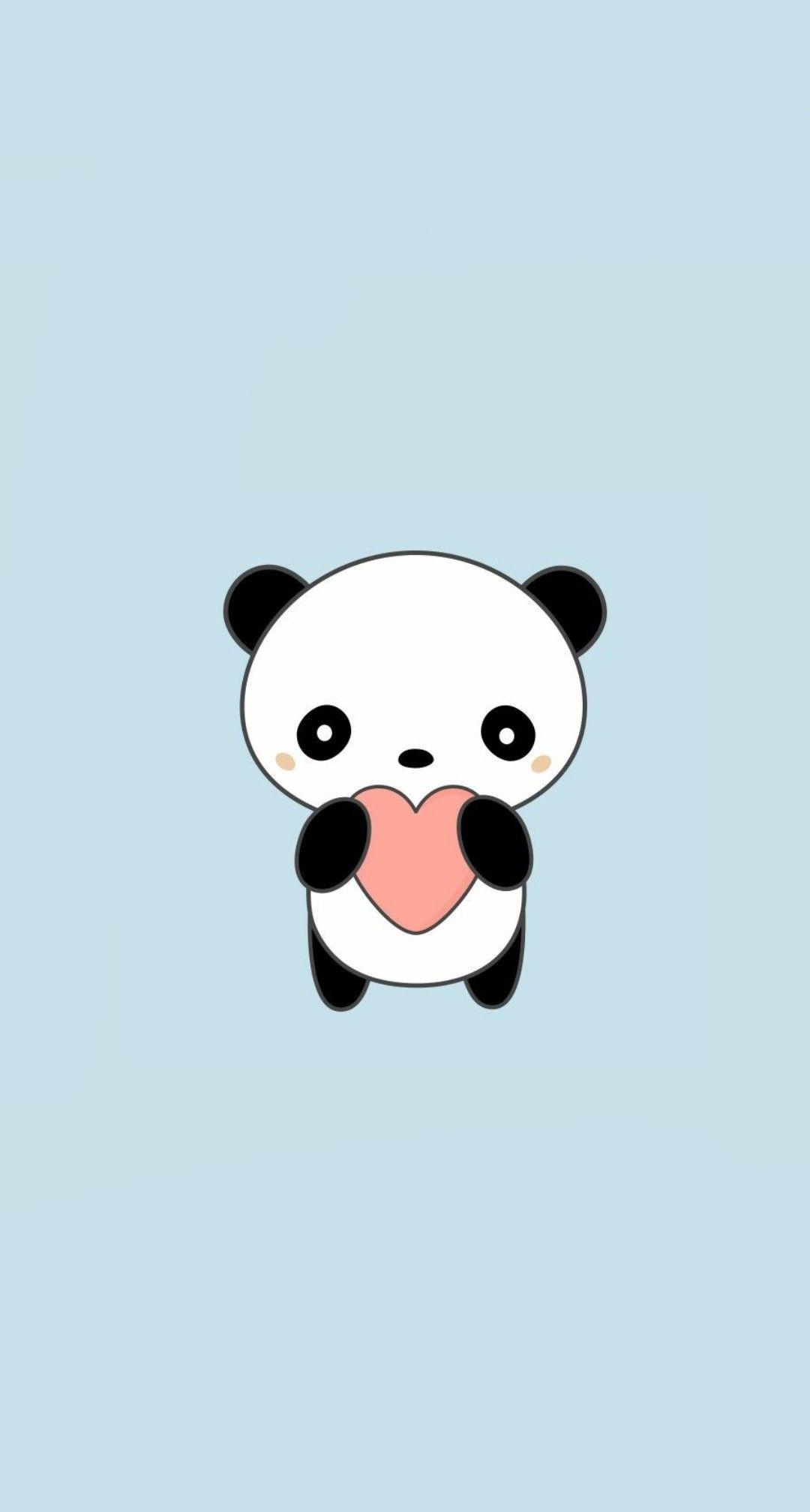 Panda Wallpaper Cute Panda Wallpaper Panda Wallpapers Panda Bear Art