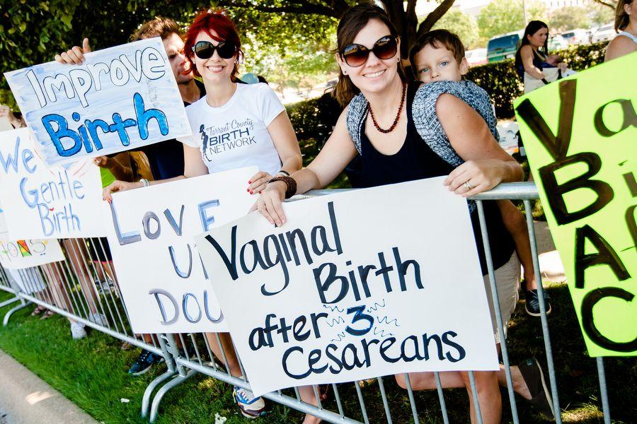 Improving Birth National Rally for Change Arlington Texas