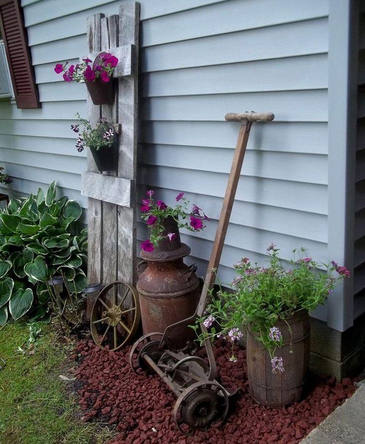 Vintage Garden Ideas Garden Design - Vegetable Gardening