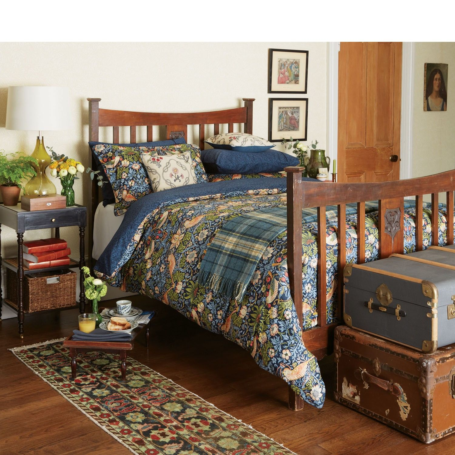 william morris furniture Google Search Bed linens
