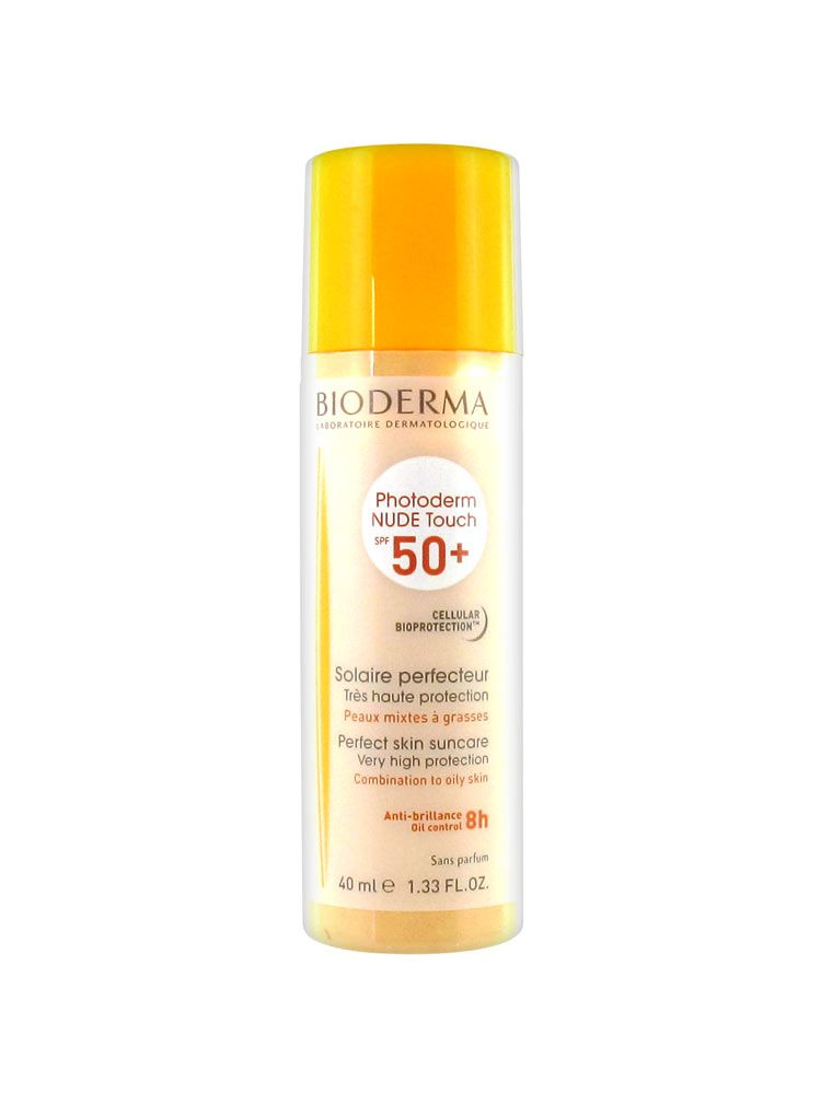 Buy Bioderma Photoderm SPF50 + Nude Touch Tinted Cream online