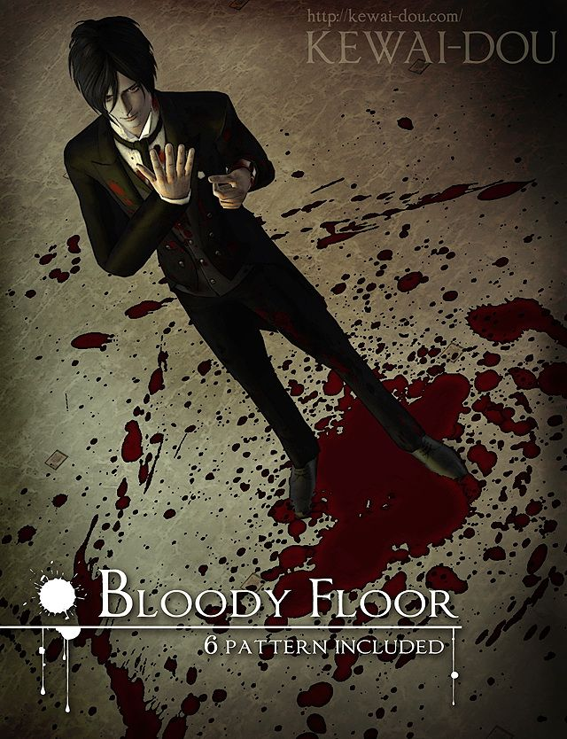 Bloody floor by Mia - Sims 3 Downloads CC Caboodle   sim3 (ฅ