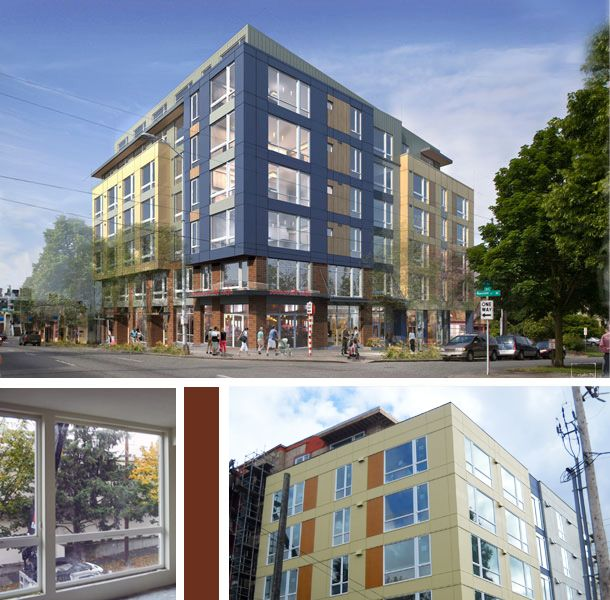 More Apartments Under Construction In Warner Center: Brand New Apartments In The Heart Of Seattle's Roosevelt