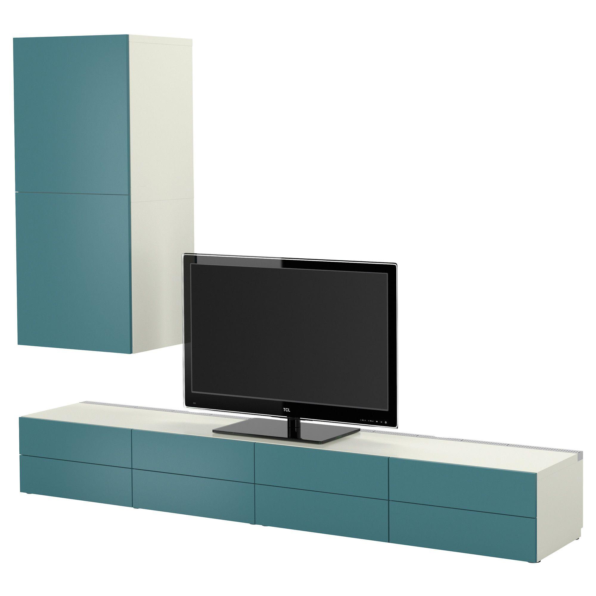 Wandmeubel Kallax Ikea.Besta Burs Tv Meubel Van Ikea Living Room Year Of Clean Water