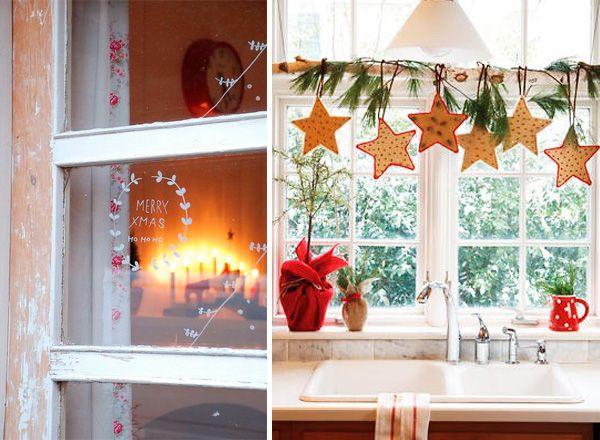 Decorar ventana navidad blog ana pla interiorismo - Blog decoracion navidad ...