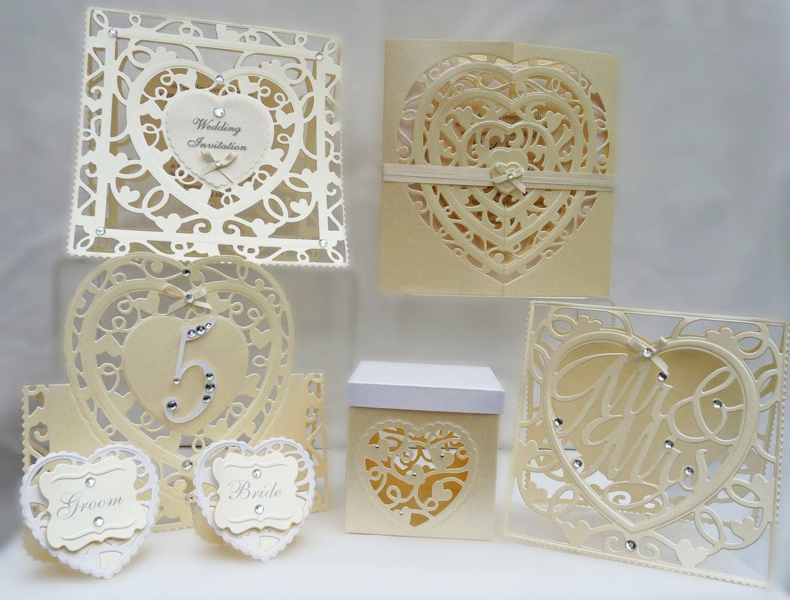Sneak Peek 7 The Entire Wedding Ensemble Wedding Stationery Wedding Anniversary Cards Wedding Cards
