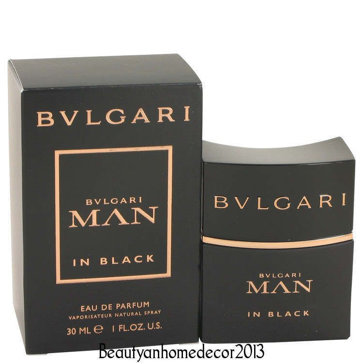 Bvlgari Man In Black By Bvlgari 1 Oz Edp Spray For Men New In Box Bvlgari Bvlgari Man In Black Bvlgari Eau De Parfum Bvlgari In Black
