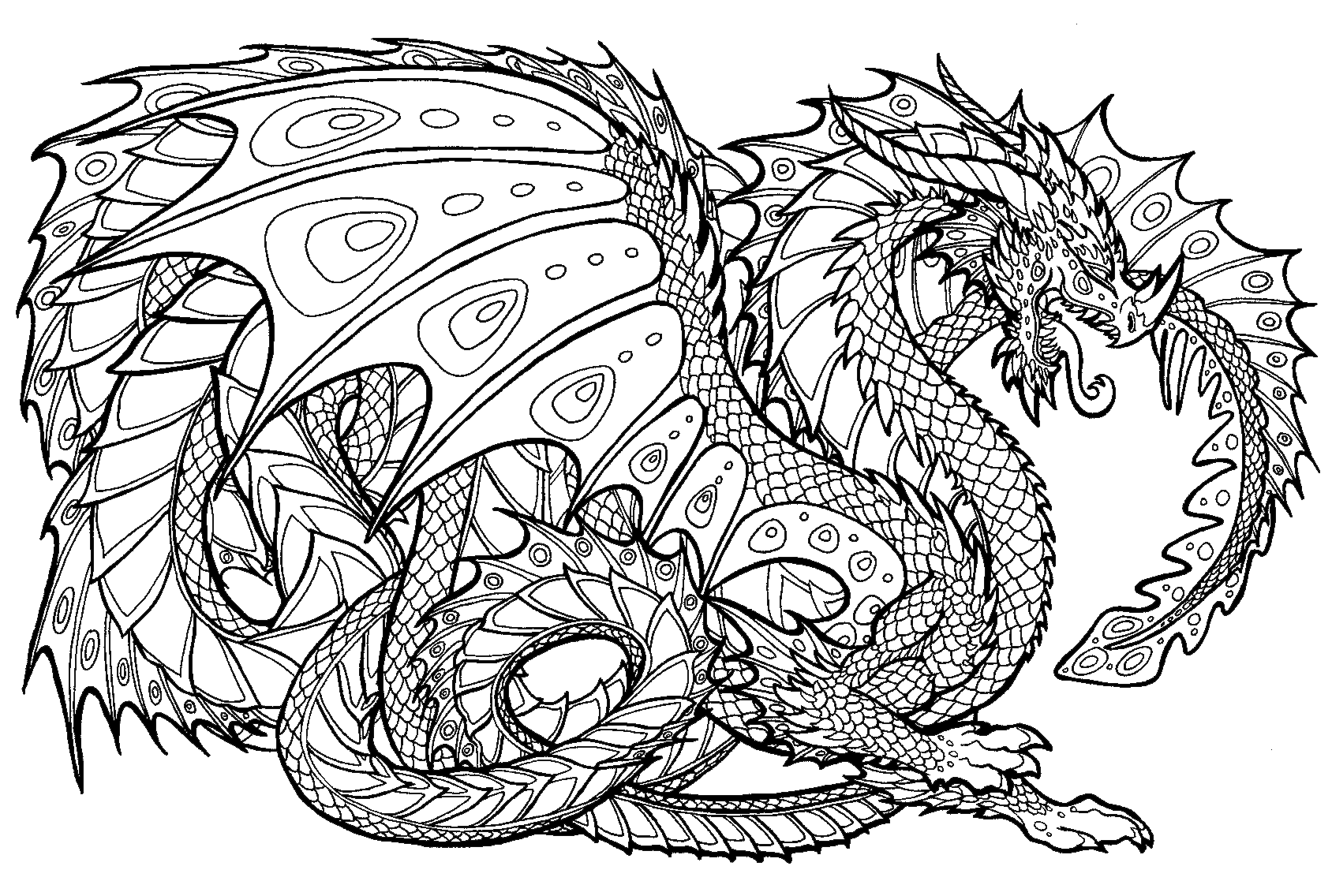 KingpykkT.png (1688×1136) Detailed coloring pages