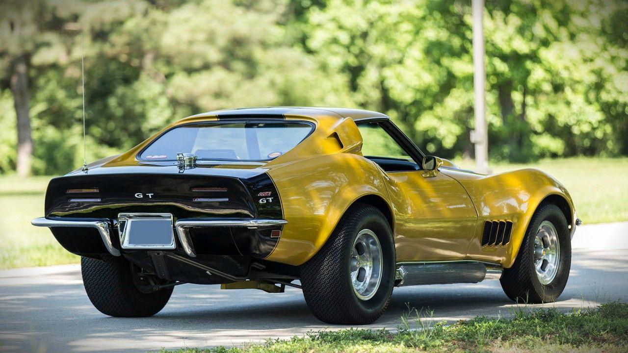 1969 Baldwin Motion Phase Iii Gt Corvette Men S Gear Corvette Classic Corvette Classic Cars Muscle