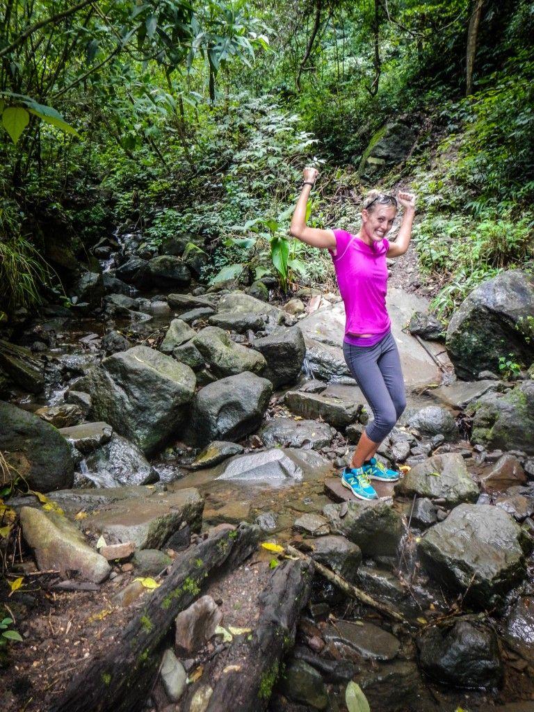 San Ramon Waterfalls - Ometepe Island, Nicarauga
