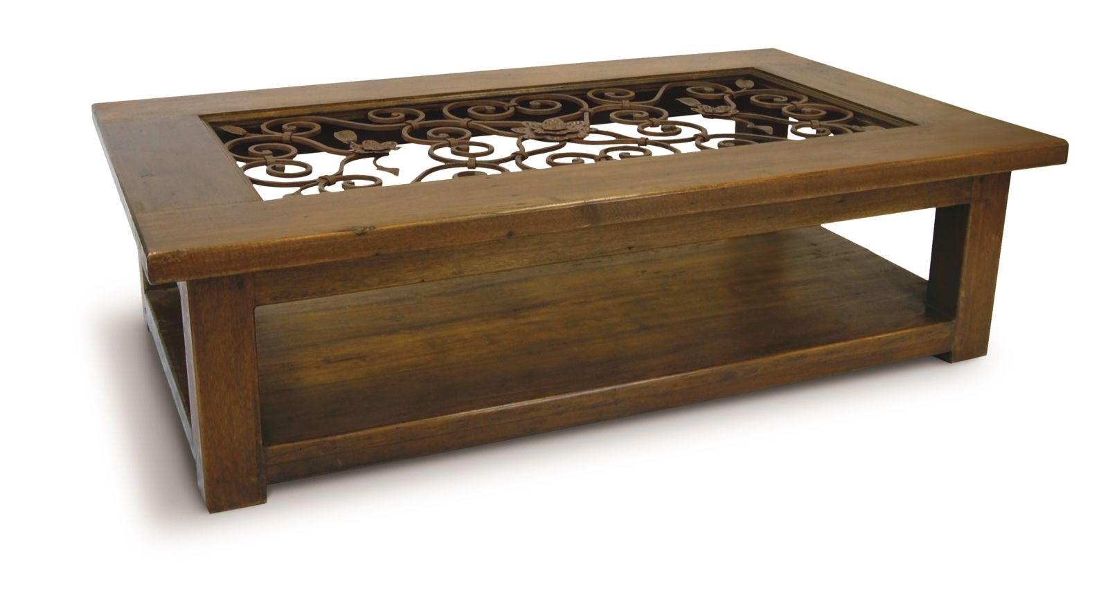 Coffee Table With Jali Design Coffee Table Traditional Coffee Table Coffee Table Rectangle [ 863 x 1600 Pixel ]