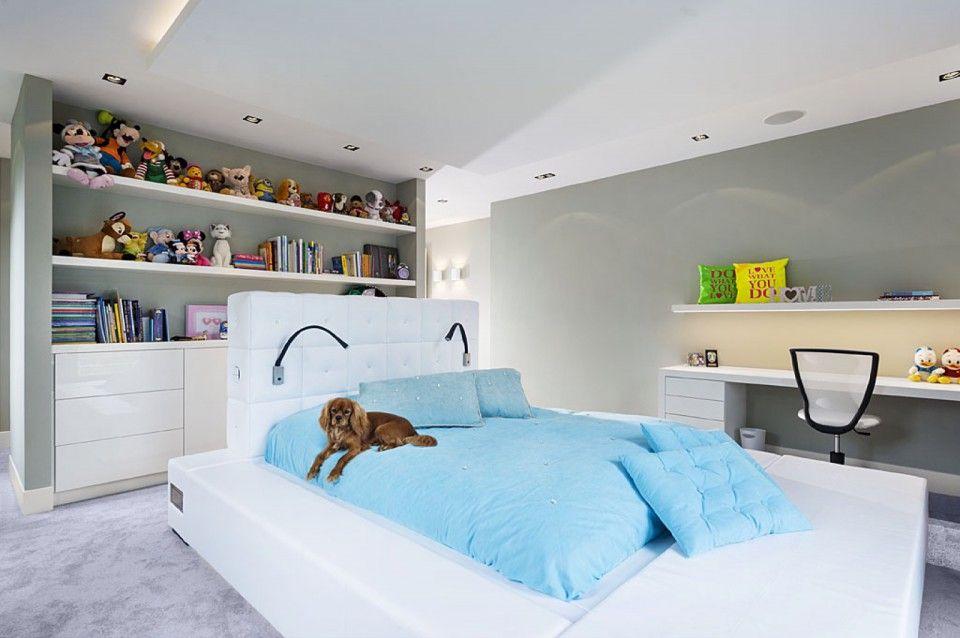 Luxe slaapkamer inspiratie voor kinderen | Decor | Pinterest
