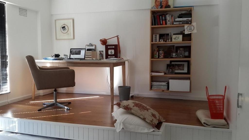 Imaginez que vous vouliez jumeler votre chambre et votre bureau