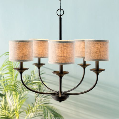 Found it at Wayfair - 5 Light Chandelier