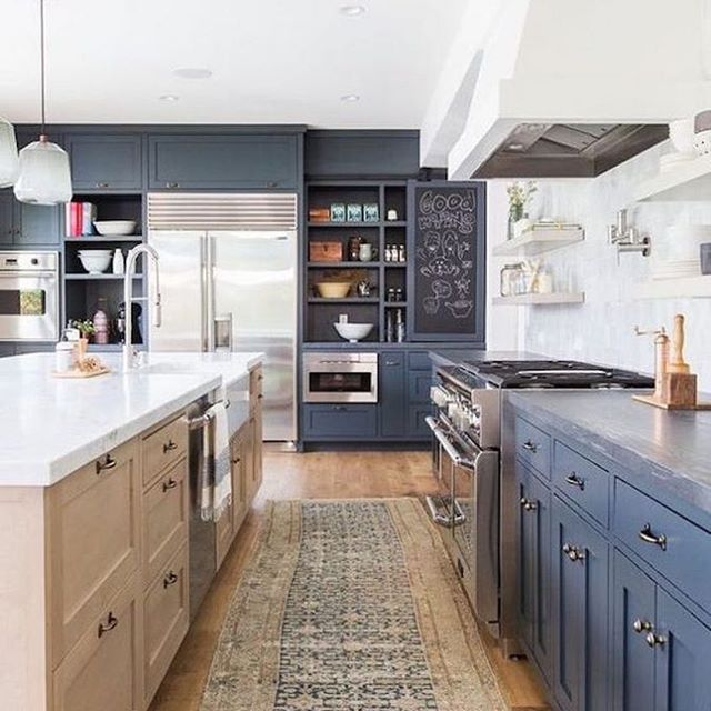 Types Of Kitchen Flooring Ideas: Sharing Some 2018 Hardwood Trends We Love
