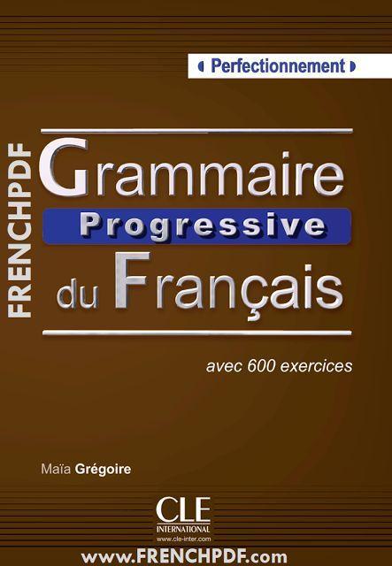 Telecharger Grammaire Progressive Du Francais
