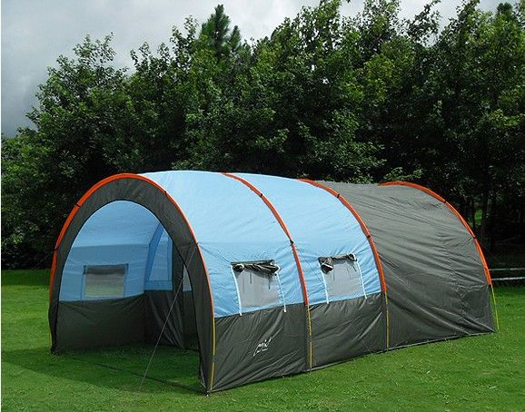 Cheap 10 person tent Buy Quality large c&ing tent directly from China c&ing tent waterproof Suppliers Large C&ing tent Waterproof Canvas Fiberglass ... & Large Camping tent Waterproof Canvas Fiberglass 5 8 People Family ...