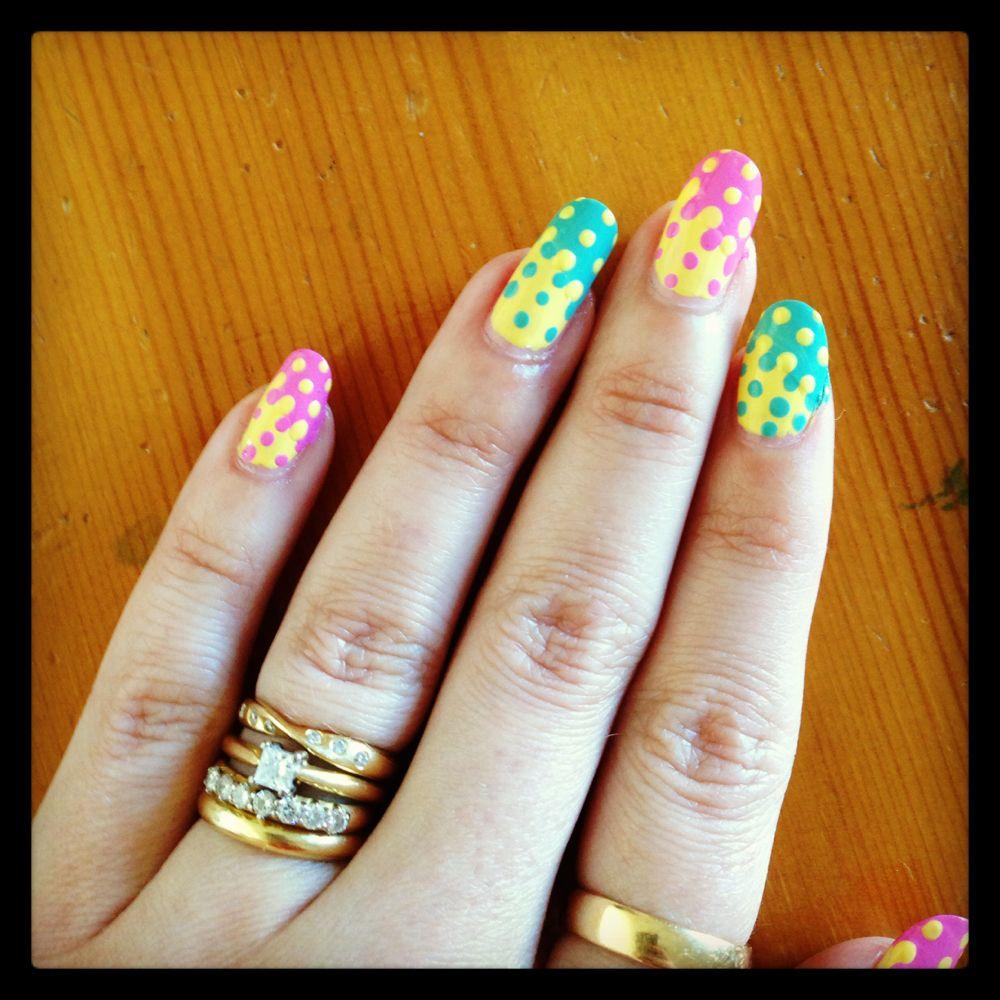 By J Morrison. @Bloom.COM | Nails | Pinterest