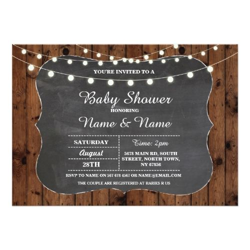 Child Couple's Bathe I DO BBQ Chalkboard Invite. *** Discover even more at the image link